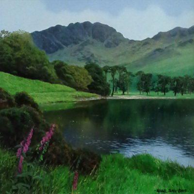 MJSmith_Peaceful_Lake_FULLNoFrame