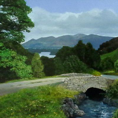 MJ_Smith_Bridge_In_Cumbria_FullNoFrame