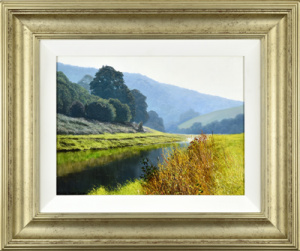 Smith_Lowland_River_Framed