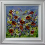 RozBell_Poppy_Framed