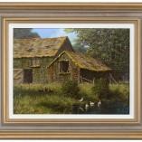 Hersey-The-Barns-FRAMED