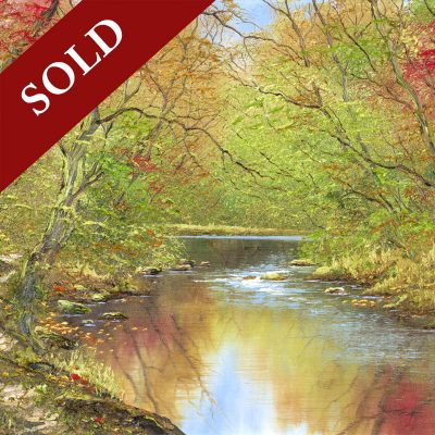 Terry-Evans-Autumn-Path-PRODUCT-SOLD