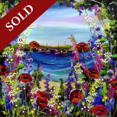 Roz-Bell-Coastal-Sea-Glimpsed-PRODUCT-SOLD