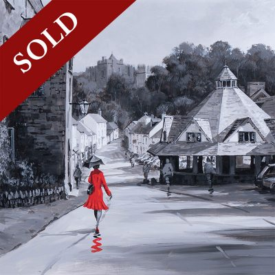 Richard-Telford-Lady-In-Dunster-2-SOLD