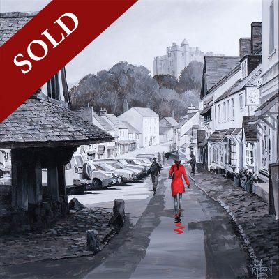 Richard-Telford-Red-Lady-1-SOLD