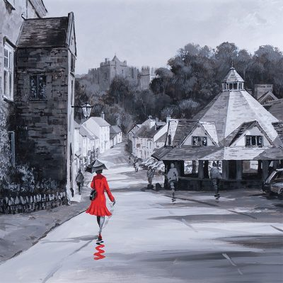 Richard-Telford-Red-Lady-in-Dunster-2-PRODUCT