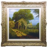 Edward-Hersey-What-a-Day-FRAMED