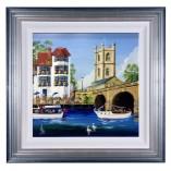 Anne-Blundell-Dunkirk-Little-Ships-Henley-FRAMED