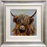 Ruby-Keller-Highland-Bull-2-FRAMED