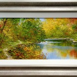 Terry-Evans-Golden-Umber-Glow-FRAMED