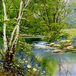 Terry-Evans-River-on-Springtime-CLOSEUP