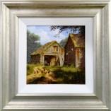 Edward-Hersey-Dove-Cote-Farm-FRAMED