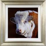 Wayne-Westwood-Hereford-Bull-FRAMED